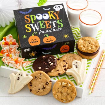 Mrs. Fields Halloween Gift Box