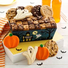 Mrs. Fields Halloween Gift Crate