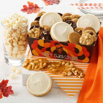 Mrs. Fields Autumn Crate