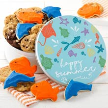 Summer Fun Cookie Box