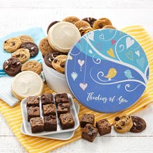 Mrs. Fields Thinking of You Cookie Gift Box
