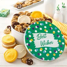 Mrs. Fields Best Wishes Cookie Gift Box