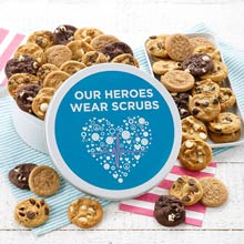 Mrs. Fields Heroes Cookie Gift Tin
