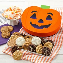 Mrs. Fields Pumpkin Cookie Gift Box