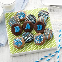 Chocolate-covered Treats for Dad