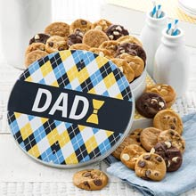 Mrs. Fields Fathers Day Cookie Gift Box