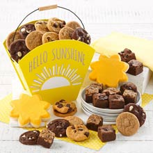 Mrs. Fields Sunshine Cookie Tote