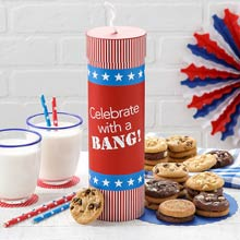 Mrs. Fields American Celebration Cookie Box