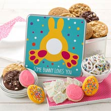 Mrs. Fields Easter Cookie Box