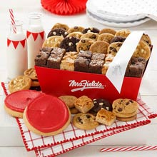 Mrs. Fields Assorted Cookies Basket