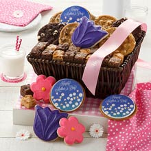 Mrs. Fields Mothers Day Cookie Basket