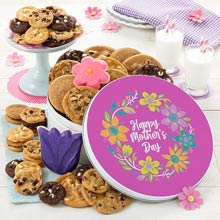 Mrs. Fields Mothers Day Gift Tin