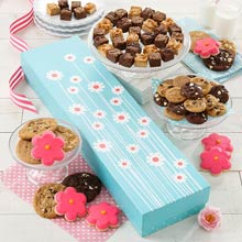 Mrs. Fields Spring Cookie Box for Her