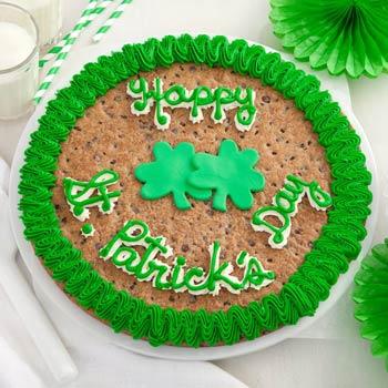 Mrs. Fields® St. Patrick's Day Cookie