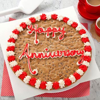 Mrs. Fields Anniversary Cookie