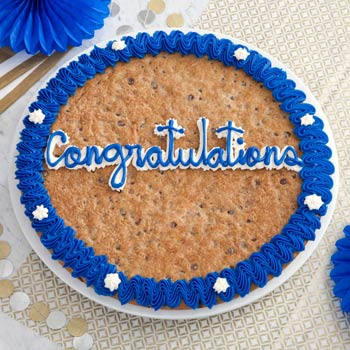 Mrs. Fields Congratulations Cookie
