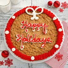 Mrs. Fields® Happy Holidays Cookie