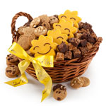 Mrs. Fields® Get Well Soon Cookie Basket