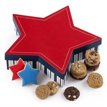 Mrs. Fields® American Cookie Gift Box