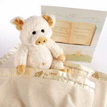 Personalized Baby Pig Gift Box