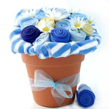 Baby Flower Gift Bouquet