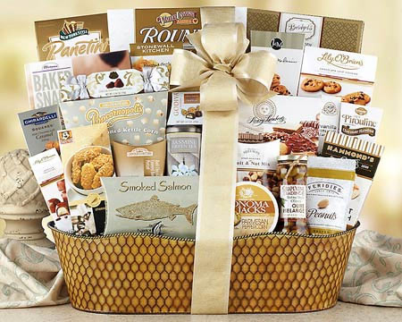 Gourmet Gift Basket for Business - $109.00